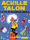 Achille Talon Le roi de la science-diction